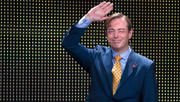 Het is niet duidelijk wat De Wever gaat doen, maar hij wordt sowieso hét boegbeeld. Beeld BELGA