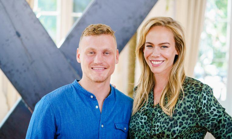 Kaj Gorgels en Nicolette Kluijver Beeld Hollandse Hoogte /  ANP Kippa