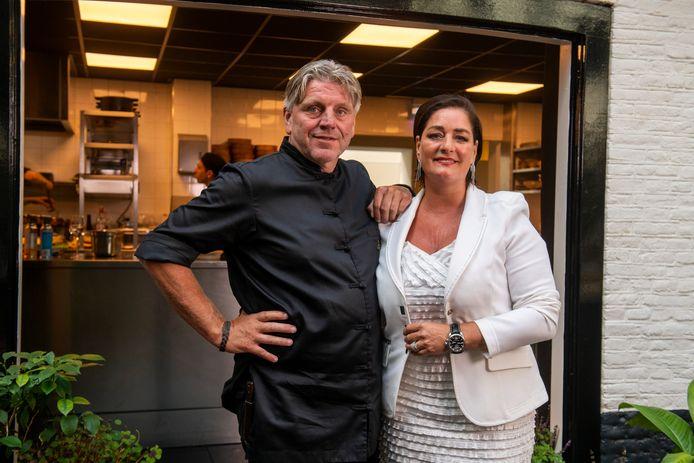 Jonnie en Therèse Boer zijn al meer dan 25 jaar eigenaar van driesterrenrestaurant de Librije in Zwolle.