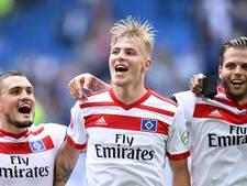 Van Drongelen wint bij debuut HSV, Rekik belangrijk voor Hertha