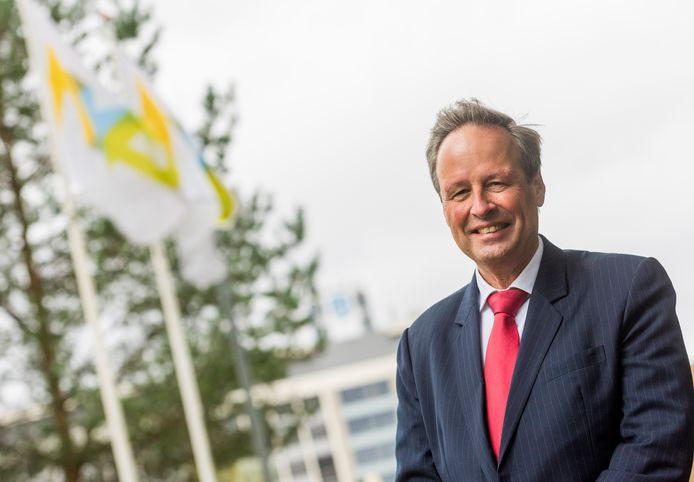 Guido Dierick neemt afscheid van 'zijn' NXP