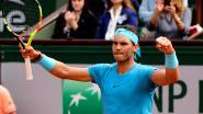 Titelverdediger Nadal vermijdt setverlies en knokt zich naar tweede ronde in Parijs, ook Serena Williams stoot door