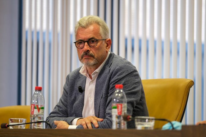 Brussels minister van Dierenwelzijn Bernard Clerfayt (DéFI)