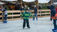 Winterdorp in 't Parkske zorgt opnieuw voor kerstmagie met een grotere schaatsbaan