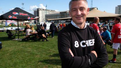 Chefs en G-sporters beleven topdag dankzij Sterren op de Grasmat