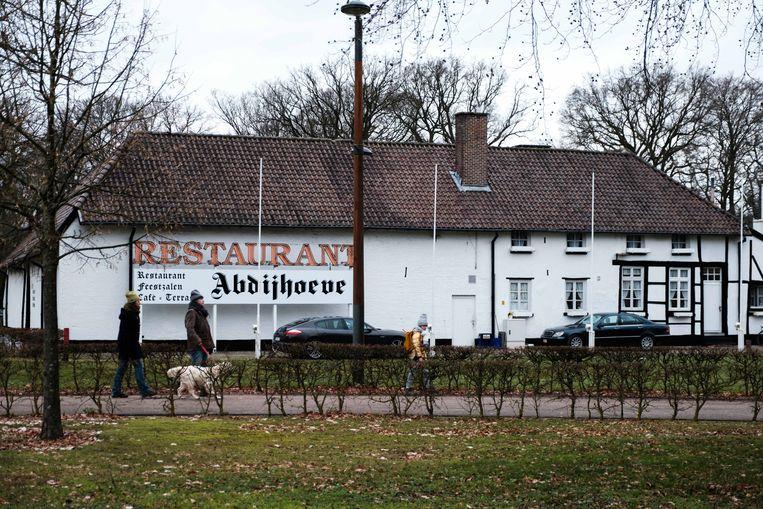 De Abdijhoeve in Kelchterhoef