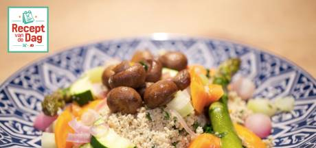 Recept van de dag: 7 groentencouscous