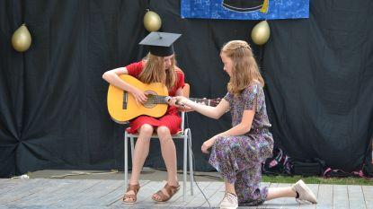 Leefschool Eureka sluit schooljaar af met talentenshow