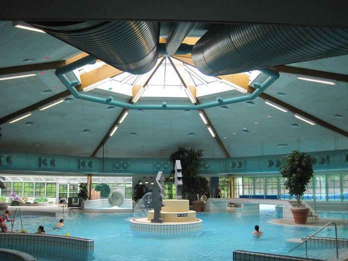 zwembad Den Hommel