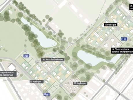 Stormloop op nieuwbouw op terrein voormalige kunstijsbaan: nu al 500 geïnteresseerden