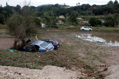 Twaalf doden na plotse overstromingen op Mallorca, jongen (5) blijft vermist