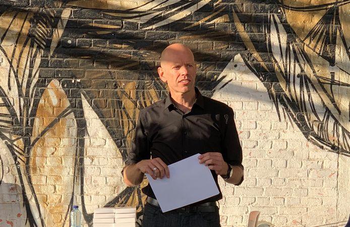 Kurt Meeus, koepeldirecteur bij scholengroep SCOOP