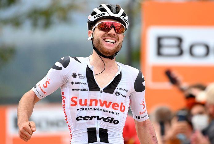 Marc Hirschi won vorig jaar de Waalse Pijl.