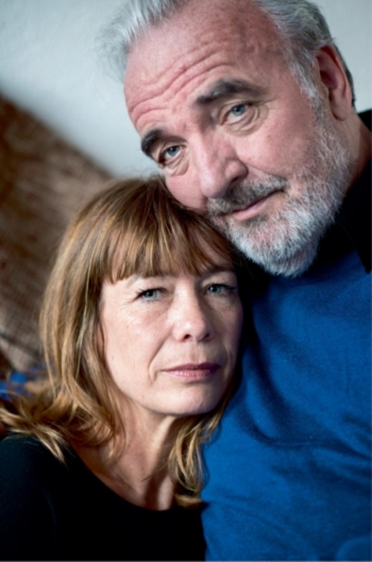 'Toen de dokter vertelde dat Michel atypische hersenen had, lagen wij in een deuk' Beeld