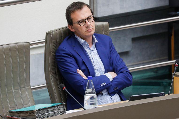 Minister van Welzijn Wouter Beke. Beeld BELGA