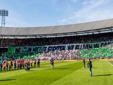 Arnhem wil Korenmarkt vrijhouden van Feyenoord-fans