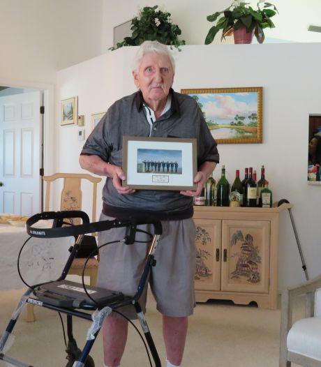 'Waalcrosser' Francis Keefe overleden op 96-jarige leeftijd