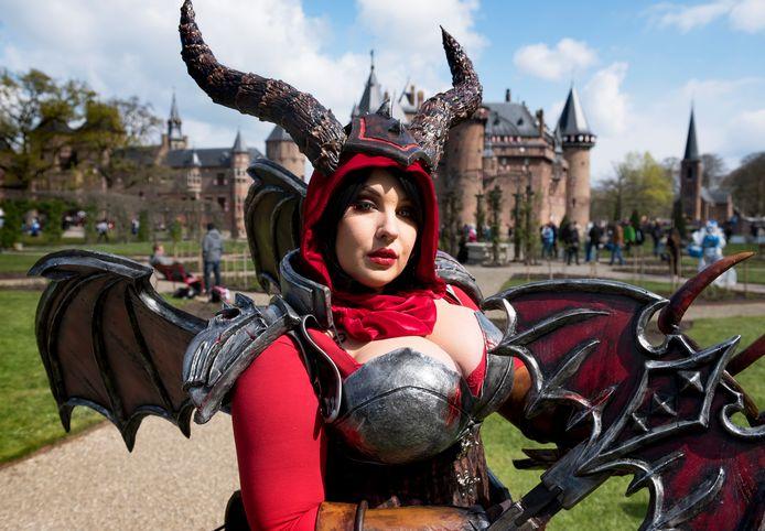 Elfia In Kasteel De Haar Festival Voor Fanatieke Fantasy Fans Utrecht Ad Nl