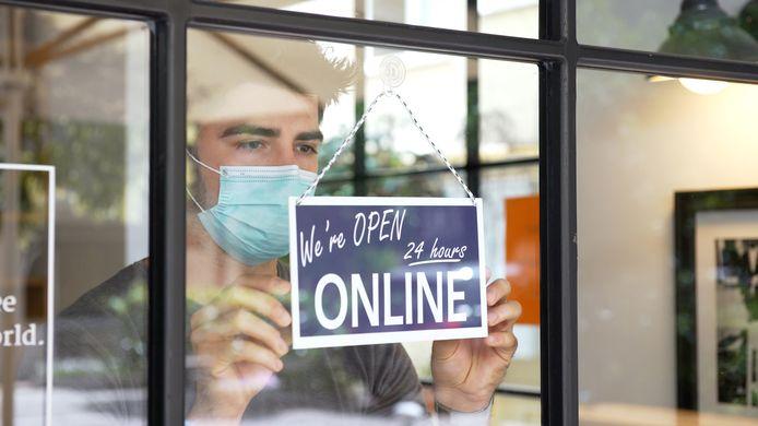Ondernemers die een bedrijf wilden starten in december lieten zich niet tegenhouden door de verscherpte lockdown.