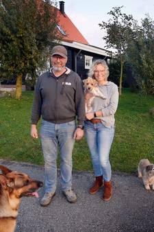 Jan en Jeannette wonen op een terp in de Noordwaard: 'Fantastisch, maar het kan hier ook spoken'