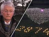 Duizenden kaarsjes voor coronadoden Brabant: 'We moeten volhouden'