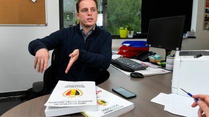 """Pierre Locht, de man die de soap rond de indicatieve tabel in gang stak: """"Die vrijspraak is een goede zaak"""""""