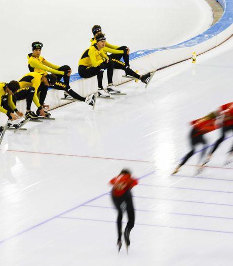 Road to Beijing: schaatsers Team IKO krijgen mentale begeleiding