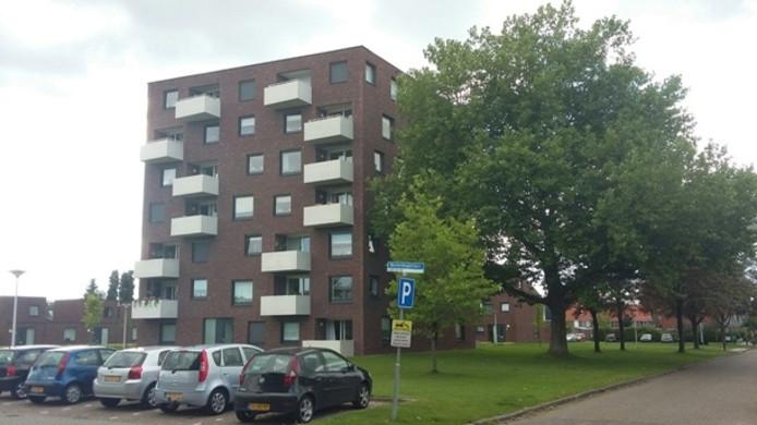 Het wooncomplex Baeck & Hagen aan de Backenhagenlaan.