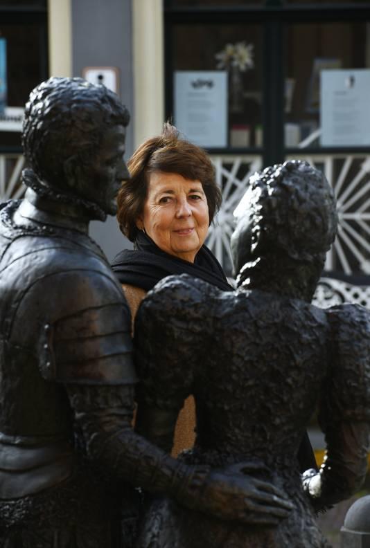Anne Marie van der Zijden.