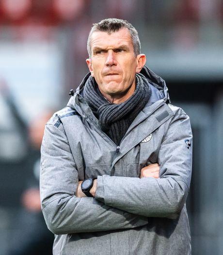 Excelsior onderstreept mislukt seizoen in 100ste wedstrijd van trainer Marinus Dijkhuizen bij Kralingers