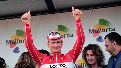 Greipel weer de snelste in Mallorca