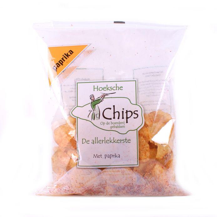 Henk Scheele uit 's-Gravendeel heeft de meest duurzame en gezonde chips van Nederland, zo bleek uit de test van Questionmark.