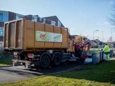 Afval Dar: maandag nergens ophaaldienst vanwege weer en veiligheid