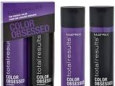 """TEST BEAUTÉ: le shampoing et le soin """"Color Obsessed"""" de Matrix"""