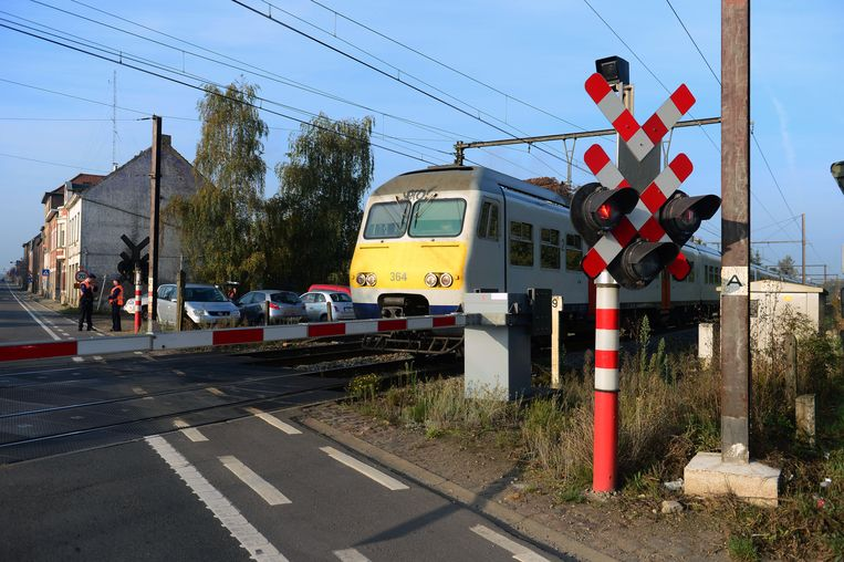 Politiezone Haacht hamert al geruime tijd op veilig spoorverkeer.