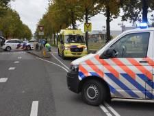 Vrouw naar ziekenhuis na aanrijding op oversteekplaats in Breda