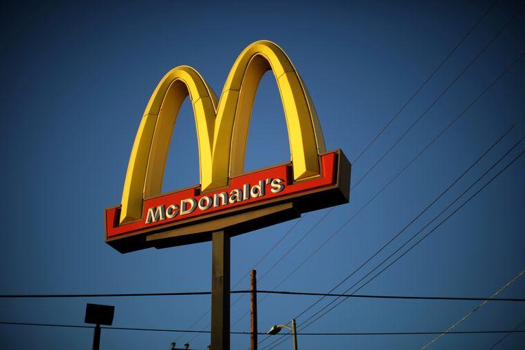 Hamburgergigant McDonald's gaat testen met een vleesloze, plantaardige burger. Beeld REUTERS