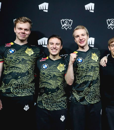 Kans op Europese wereldkampioen League of Legends nog steeds 25 procent