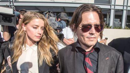 Johnny Depp mag verder procederen tegen ex Amber Heard