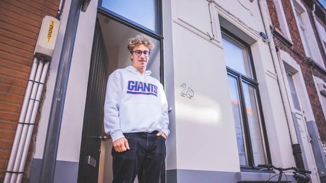 """Architectuurstudent Jente (19) kocht het 'goedkoopste huis van Gent': """"Zo ruim, maar van de voorgeschiedenis wist ik niets af"""""""