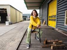 Mariska (24) baalt, want 'bruisende' broedplaats is dooie boel door corona: 'Ik heb maar twee klanten per dag'