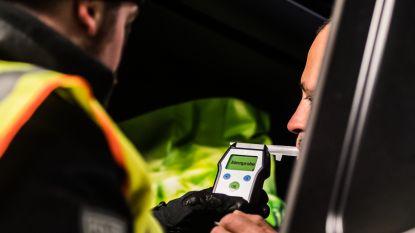 C.R.A.S.H.-controle van Gentse politie: vijf procent bestuurders onder invloed van alcohol