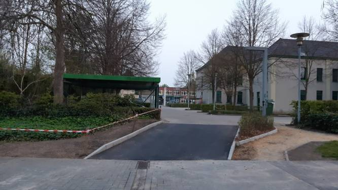 Twee centrumparkings worden verbonden: goed voor 108 parkeerplaatsen in centrum Evergem