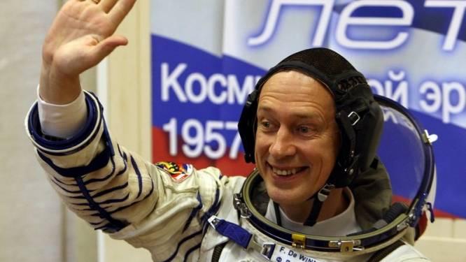 Frank De Winne wordt quizmaster in de ruimte