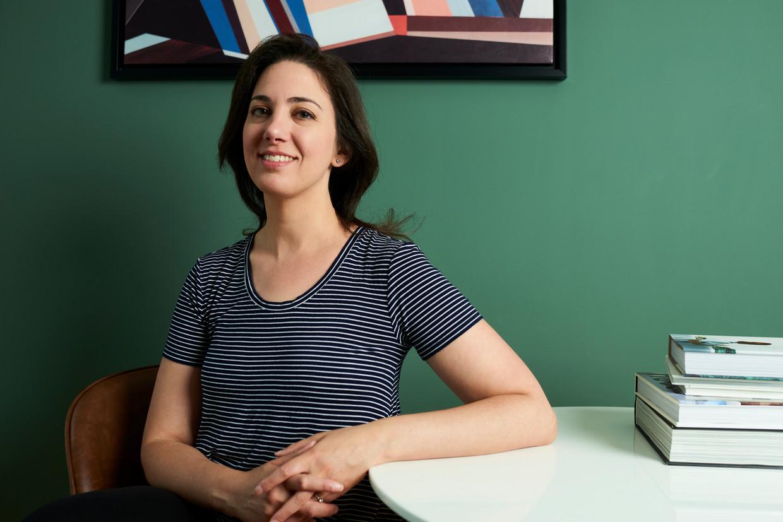 Julia Galef: 'Ikzelf luister nu meer naar mensen, ook als ze boos of ongenuanceerd zijn. Omdat ze misschien wel een punt hebben.' Beeld Philip Keith