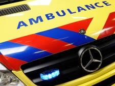 Man overleden bij verkeersongeluk in Holwerd