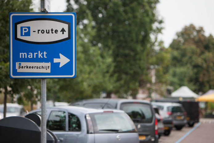 Het Graafschapterrein gaat op de schop.  De herinrichtingswerkzaamheden zullen zeker gevolgen hebben voor het parkeren in de binnenstad.