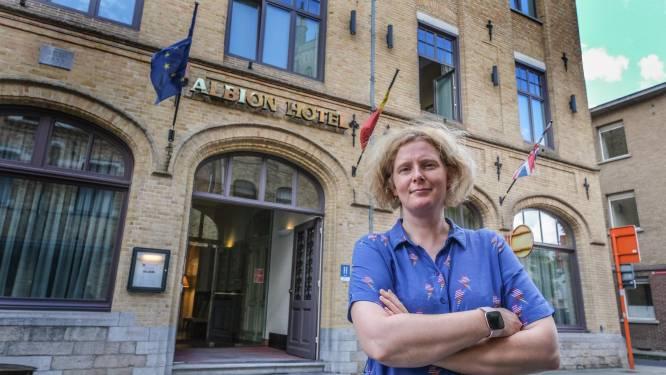 """Goede zomer voor Iepers hotelwezen, maar met bang hart het najaar afwachten: """"We hebben de Britten echt nodig"""""""
