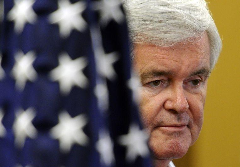 Newt Gingrich. Beeld EPA