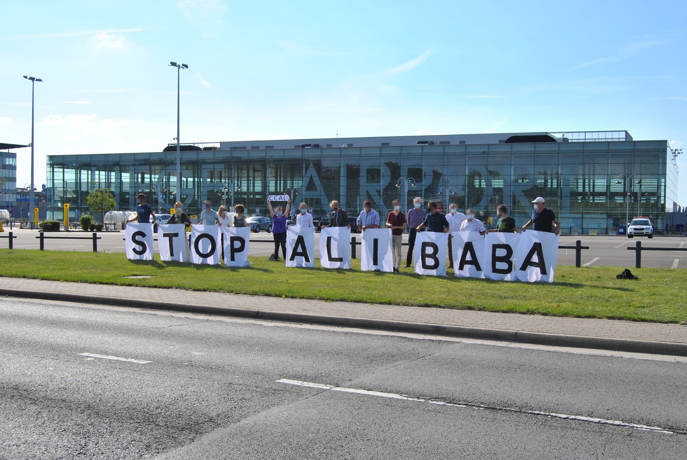 Stop Alibaba.
